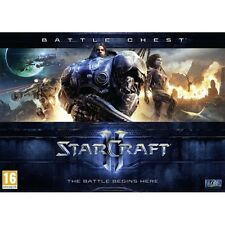 Starcraft 2 II Battle Chest PC Game Brand New