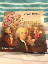 Great Composers (Sunday Express) CD