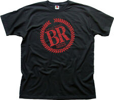 BATTLE ROYALE Logo movie dvd comic book black cotton t-shirt 01467