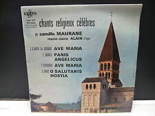 CAMILLE MAURANE ( MARIE CLAIRE ALAIN Orgue ) Chants religieux Ave Maria LDEV477