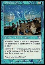 1x Nameless One Onslaught MtG Magic 1 x1 Blue Uncommon Card Cards