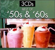 Various Artist - Best Of 50s & 60s [CD New]