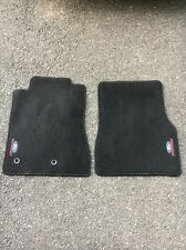 Ford Mustang Floor mats Ford Racing