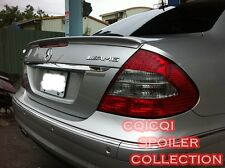 Painted MERCEDES-BENZ 03-09 W211 E-class Sedan AMG type trunk spoiler color-744◎