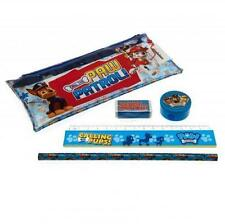 Paw Patrol PVC Pencil Case Set Brand New Official Licensed Product