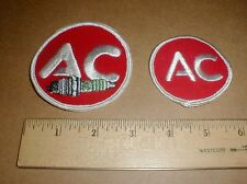 AC Delco Remy Spark plug New Original GM Drag Racing jacket hat patch patches