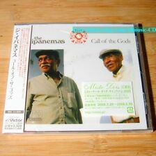 The Ipanemas - Call Of The Gods JAPAN CD NEW Sealed *25-1