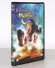 IL MONDO É MAGIA. LE NUOVE AVVENTURE DI PINOCCHIO [DVD 1999] FUORI CATALOGO