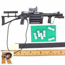 SWAT Pointman Denver - Grenade Launcher Set - 1/6 Scale - DID Action Figures