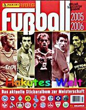 PANINI - FUßBALL BULI 2005/06 - 1. FC Kaiserslautern