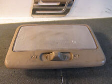 2002  Honda Odyssey Ex rear dome map light