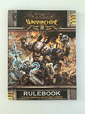 PRIVATEER PRESS FORCES OF WARMACHINE HORDES PRIME MKII RULEBOOK MINI A5 VERSION