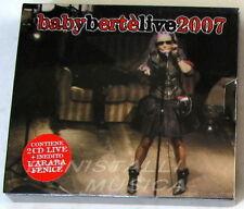 LOREDANA BERTE' - BABY BERTE' LIVE 2007 - 2 CD Sigillato