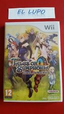 TALES OF SYMPHONIA DAWN OF THE  WORLD WII NINTENDO NEUF SOUS BLISTER VF