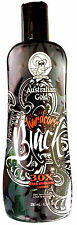 Australian Gold Hardcore Black 30X Bronzer Indoor Tanning Bed Lotion