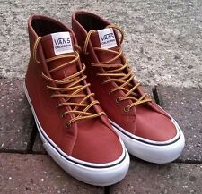Vans SK8 Hi Cali Henna Leather UK 7.5