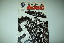 MIKE DANGER PLAY PRESS TEKNO COMIX N.1-VERSO IL PERICOLO-APRILE 1996 BSS