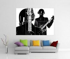 DAFT PUNK GET LUCKY RANDOM ACCESS MEMORIES GIANT WALL ART PHOTO POSTER J210