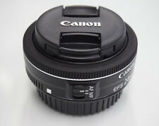 Canon EF-S 24mm f/2.8 STM Wide Angle Lens (White Box) + UV Filter