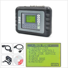 Multi-language V33.02 SBB Car Key Programmer Transponder Immobilizer Diagnostic
