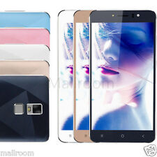 "5.5"" Unlocked Android 5.1 Smartphone Quad Core Dual Lens &SIM 3G WiFi GPS AT"