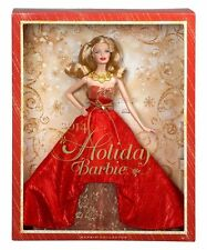 Mattel BDH13 - Barbie Collector Holiday Doll 2014 Sammelpuppe NEU/OVP