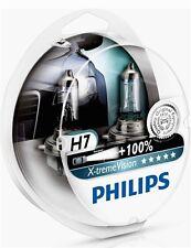 2 AMPOULES H7 PHILIPS X-TREME VISION +100% 12V 55W CITROEN C3 C4 C5 C8