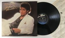 Michael Jackson - Thriller - 1982 Vinyl LP QE 38112 1st Press No MJ Credit (VG+)