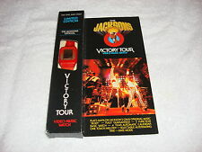 Michael Jackson The Jacksons Official Victory Tour Watch Original 1984 MEGA RARE