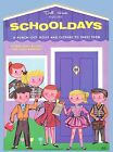 DOLL HOUSE DOLLIES SCHOOLDAYS - No. 3923 - UNPUNCHED - ©1966 JAMES & JONATHAN