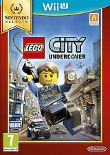 Lego City: Undercover Select (Nintendo Wii U) NEW & Sealed
