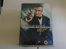 Diamonds Are Forever (DVD, 2012)  DTS 5.1 NEW SEALED