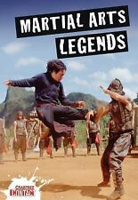 Martial Arts Legends (Crabtree Contact), Gifford, Mr Clive, Good Book