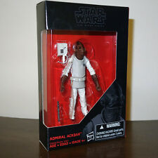 Star Wars (Walmart Exclusive) Black Series 3.75-inch Admiral Ackbar figure