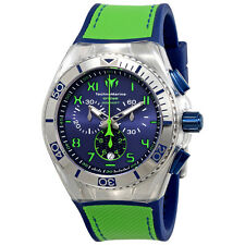 TechnoMarine Cruise California Chronograph Blue Dial Mens Watch 115011