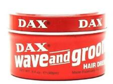 ** DAX WAVE & GROOM  HAIR DRESS FOR MAXIMUM HOLD & LIGHT SHINE NEW **