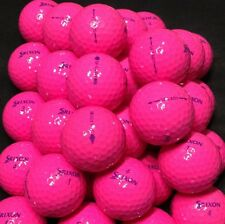 25 SRIXON SF LADY PINK GOLF BALLS EXCELLENT CONDITION FAST SHIPPING