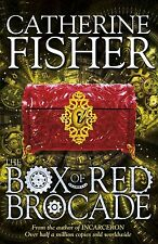 The Box of Red Brocade: 2-ExLibrary