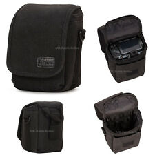 Shoulder Waist Camera Case Bag For PENTAX Q7 X-5 Ricoh G700 MX-1 WG-M1 XG-1 Q-S1