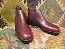 RALPH LAUREN WOMEN BROWN LEATHER CHELSEA BOOT SIZE 6B
