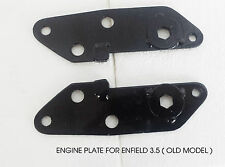 BULLET MOTORCYCLE SPARE ROYAL ENFIELD 3.5 REAR ENGINE PLATE KIT OLD MODEL(RE401)