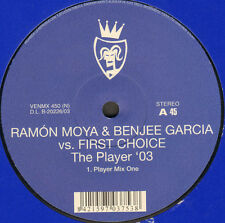 RAMON MOYA & BENJEE GARCIA - The Player '03 - Venganza