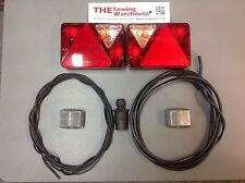 trailer lighting kit inc cable,marker lamps for trailers etc