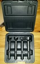 Handyman Club of America 4 Piece Forstner Drill Bit Tool Set