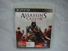 Assassin's Creed II (2) - PlayStation 3 (PS3) Game