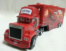 Disney Pixar Car No.95 McQueen's Uncle Mack Super Liner Truck Toy 1:55 Loose New