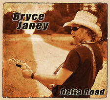 BRYCE JANEY - DELTA ROAD CD (Awesome blues/rock guitar disc)