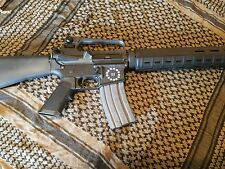 AR15 Lower / Magwell Skull 3% Decal - (x2) - Magpul, Ruger, Bushmaster