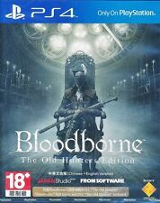 Bloodborne The Old Hunters Edition English Voice Sony PS4 Game Brand New