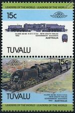 1952 NSWGR Beyer Garratt Class AD-60 (New South Wales) Train Stamps / LOCO 100